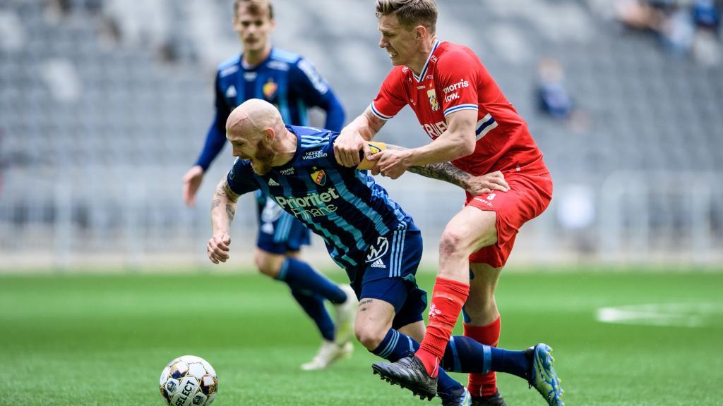 Highlights Djurgården-IFK Göteborg 0-0 Allsvenskan 2021