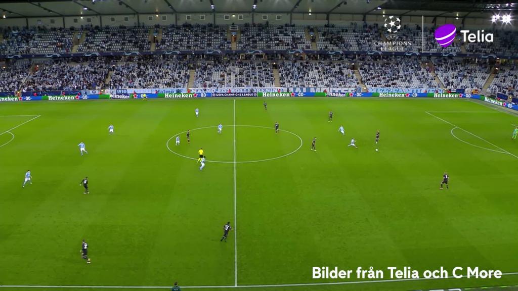 Sammandrag: Malmö FF – Juventus