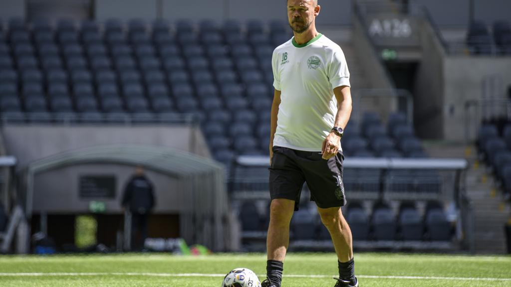 """Björklund inför Falkenberg hemma - """"Skönt med match igen"""""""