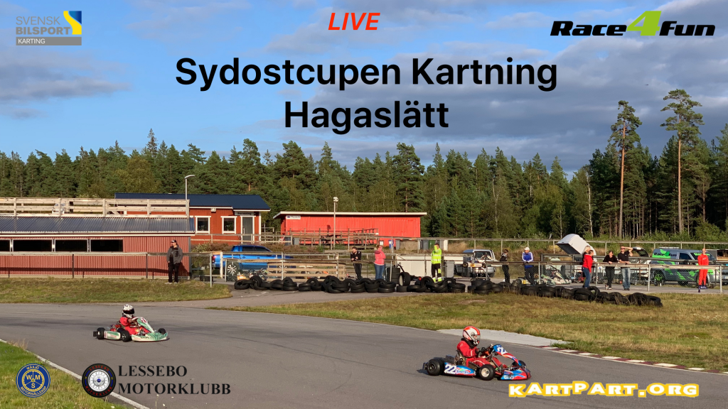 Sydostcupen Karting Final - 25 Aug 09:39 - 16:16