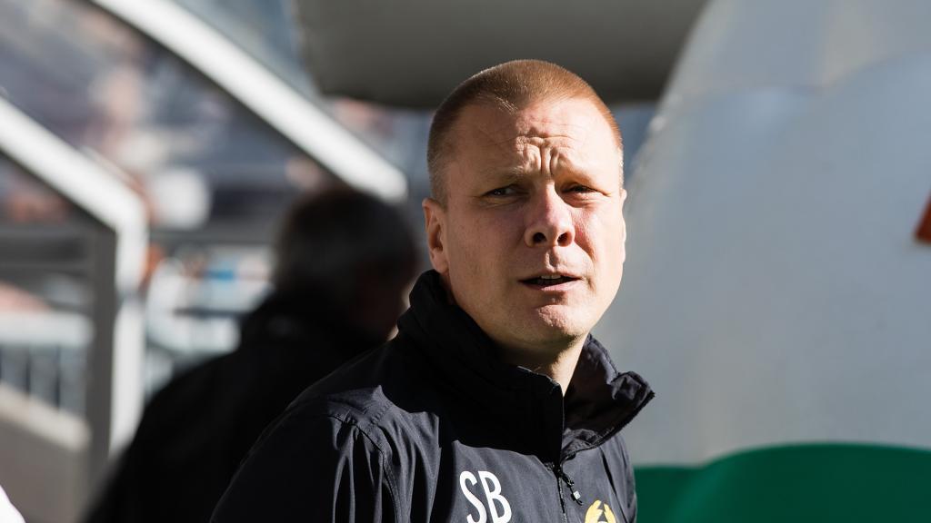 Presskonferensen efter Hammarbys storseger över IFK Göteborg