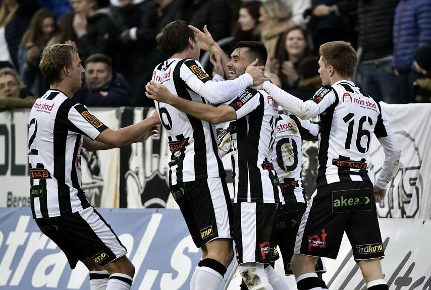 Landskrona BoIS möter Athletic Eskilstuna