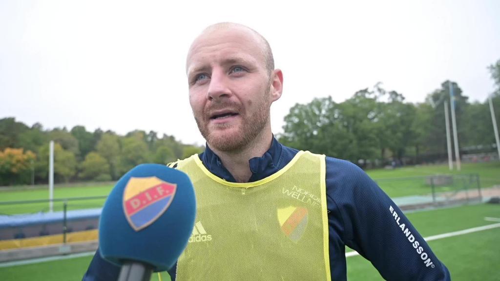 Spelarsvep inför Djurgården - FC Europa