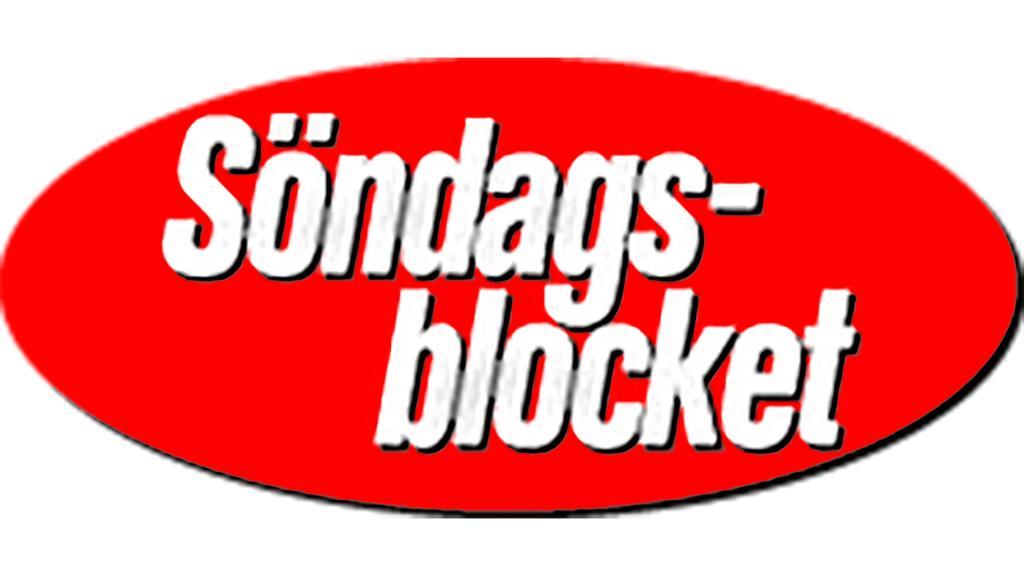 1. Söndagsblocket 22.februari 2015