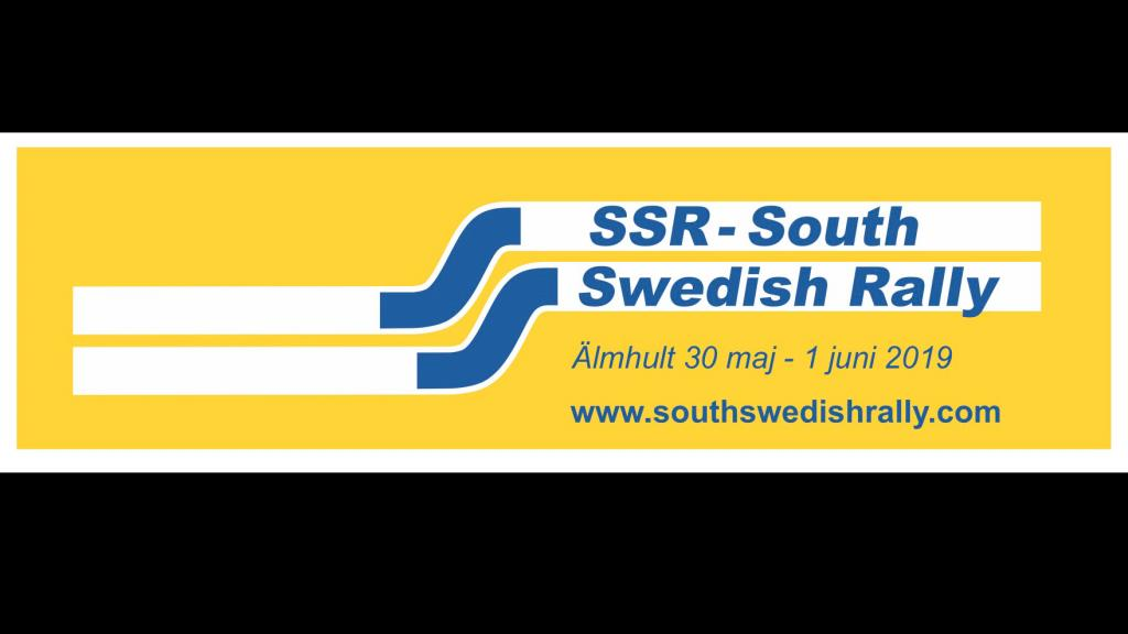 Rally-SM 2019, deltävling 2; South Swedish Rally