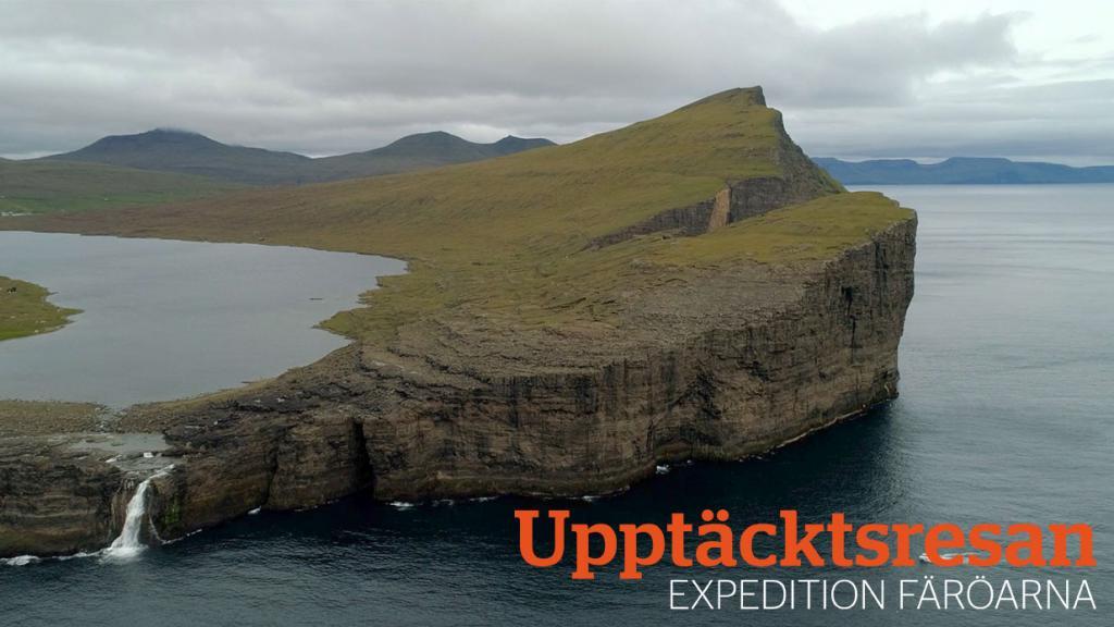 Färöarna – bara att kasta loss!