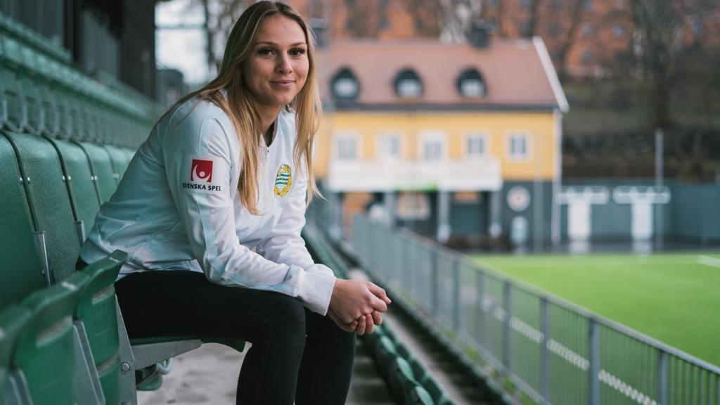 """Frida Thörnqvist – """"Strävar efter att knipa en startplats"""""""