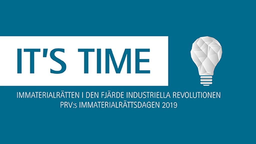 Immaterialrättsdagen 2019