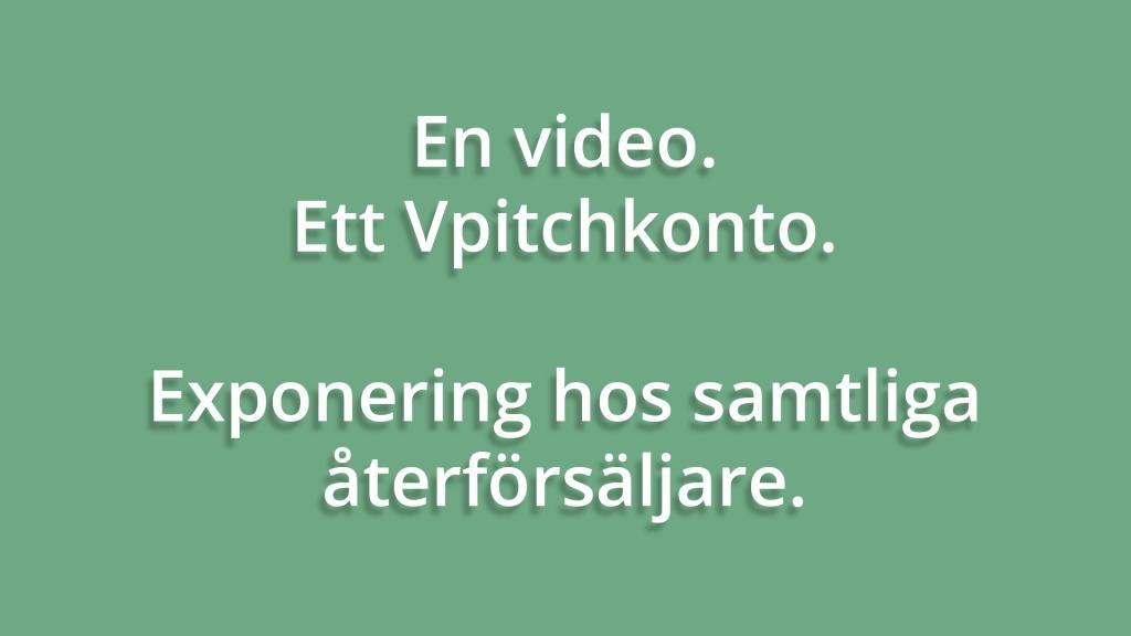 Video hos återförsäljare