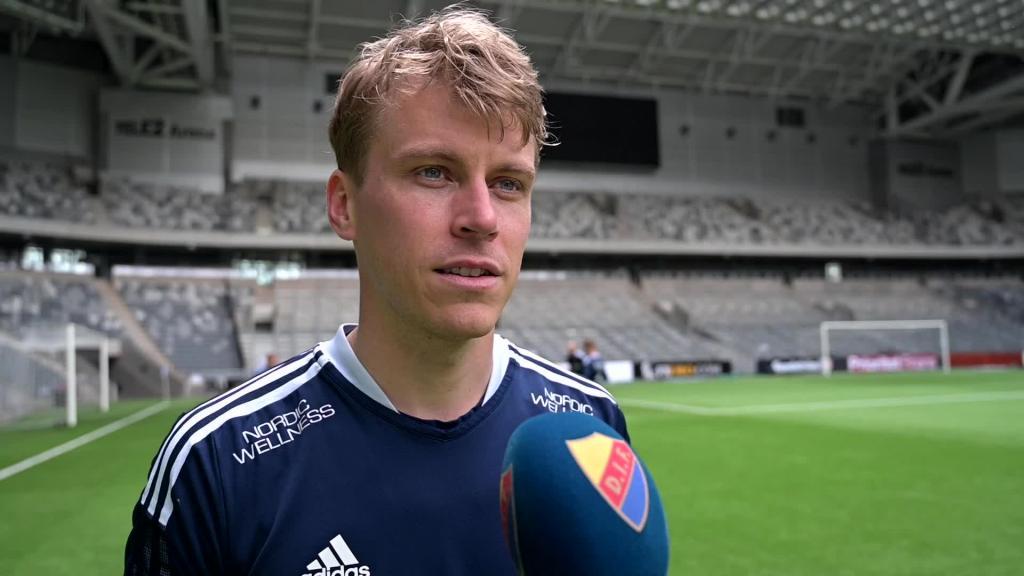 Inför Djurgården - IFK Göteborg
