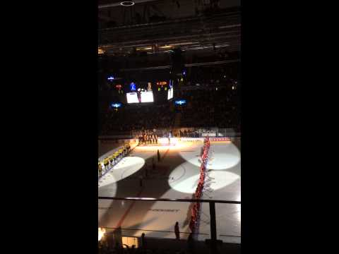 Stiko per larsson nationalsång, tre kronor ryssland 6 nov 2014