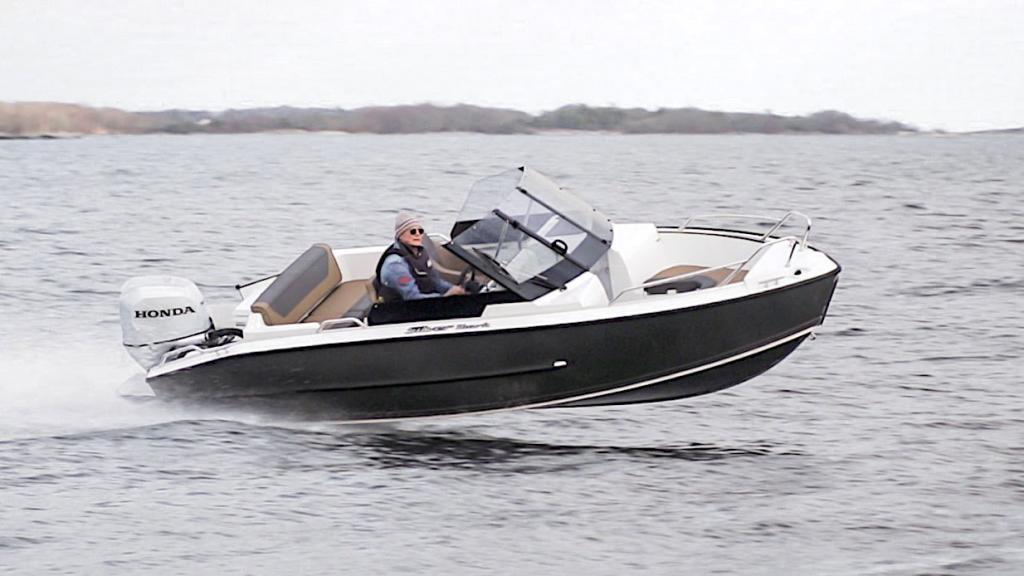 Silver Hawk BR – robust snygging