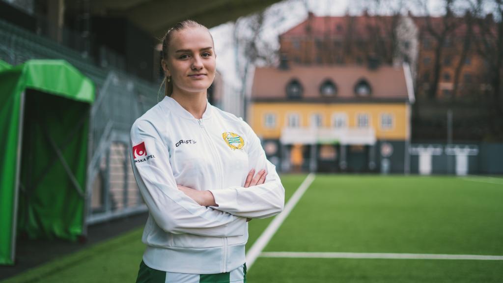 """Klara Andrup gjorde resan upp 2018 – """"En känsla man vill uppleva här"""""""
