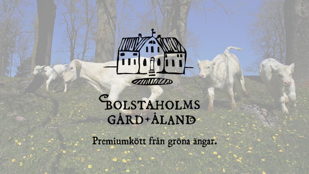Kosläpp på Bolstaholms Gård 2021