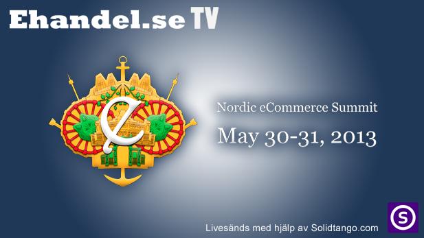 Nordic eCommerce Summit 2013