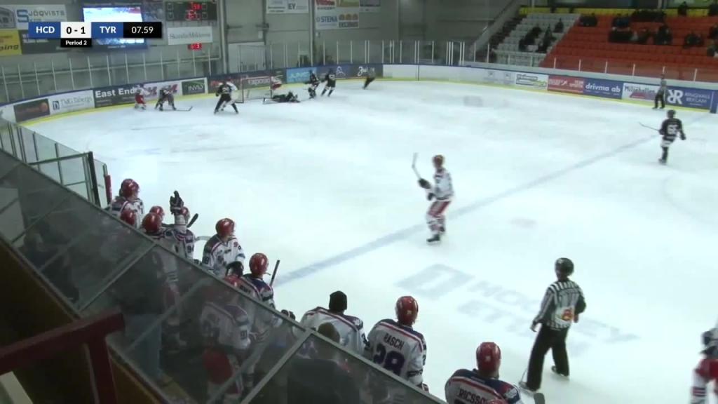 Highlights HC Dalen - Tyringe SoSS 0-2