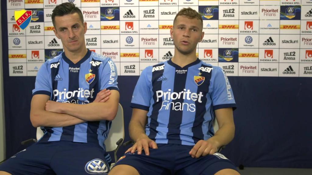 Jesper och Haris analyserar
