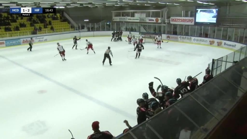 Highlights HC Dalen - Hanhals IF 5-3