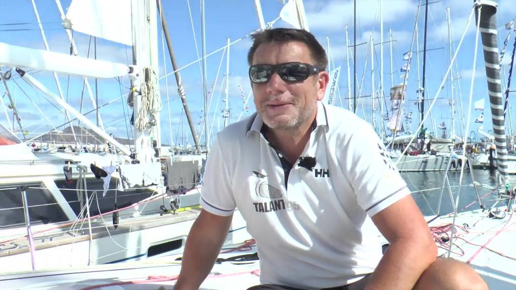 Mikael Ryking - havskappseglare