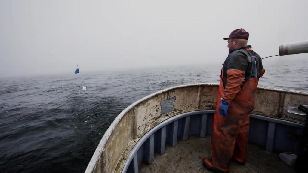 Torskfiske med Nicklas Holmström