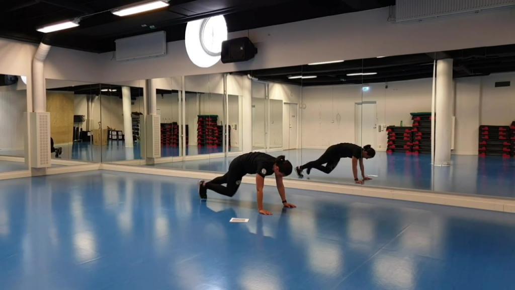 Floor Curling Pass 3
