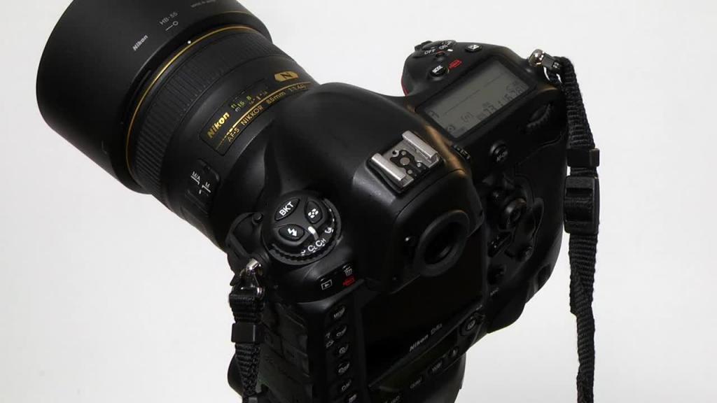 Nikon 4DS - test