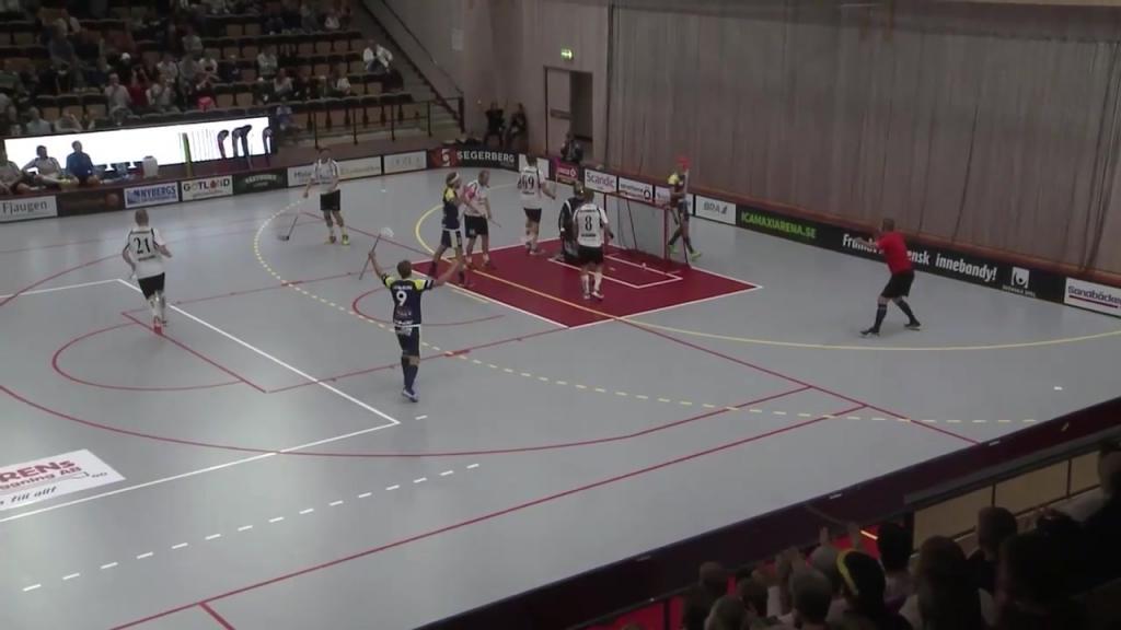 Highlights: Visby IBK-Lindås