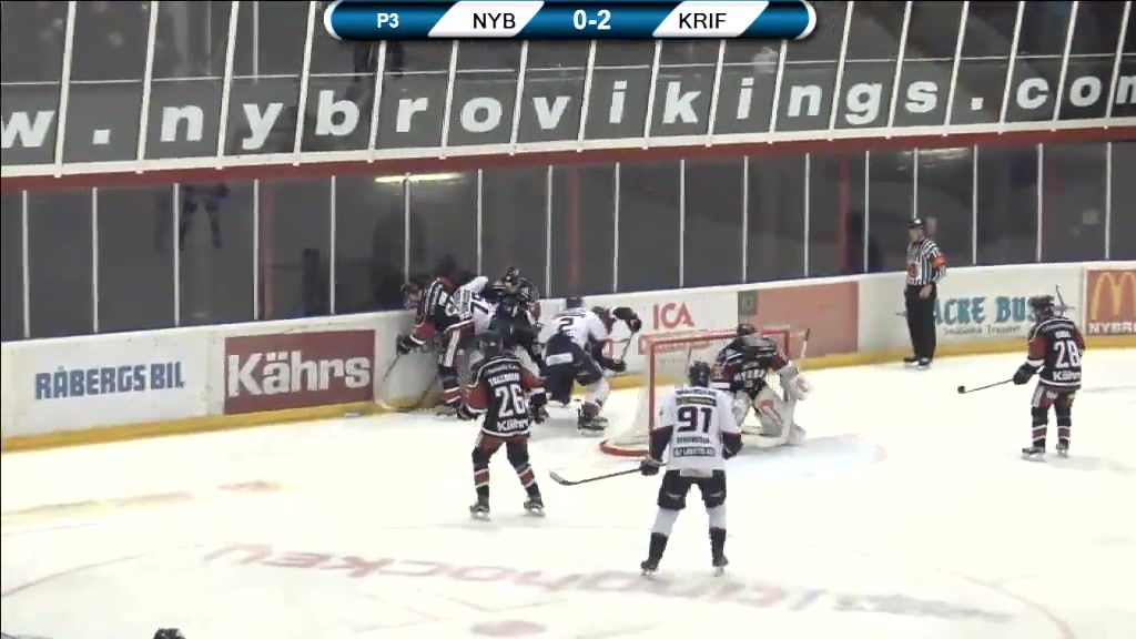 Vikings-TV: Nybro - KRIF 0-3