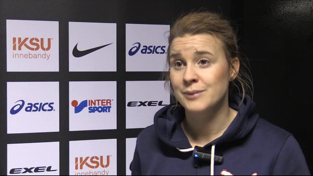 Anna Unneby om lagets resa