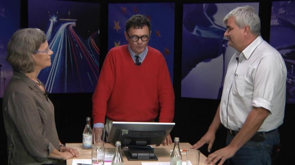 Webbtv högpuls debattprogram inför valet 2010