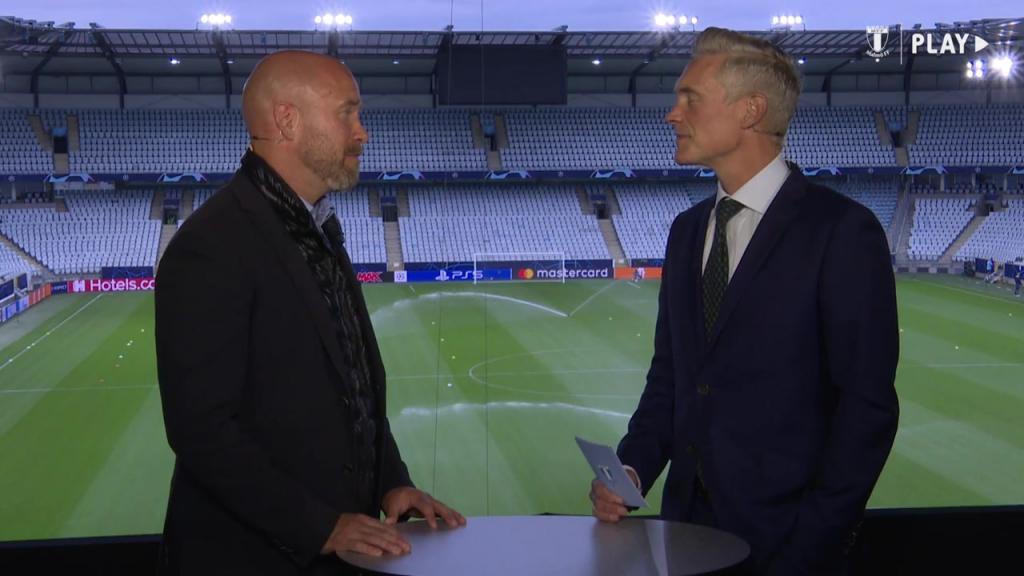 Studio Europa: Malmö FF – Juventus FC