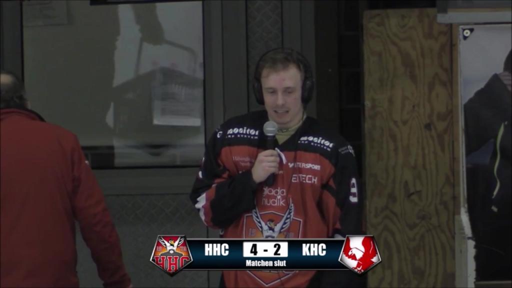 Highlights Hudik Hockey - Kalix 2017-01-08