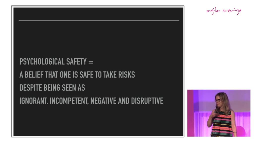 Dare to speak up: Importance of psychological safety in teams