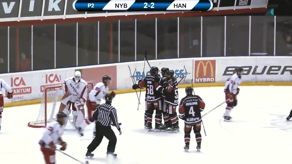 Vikings-TV: Nybro - Hanhals 5-3