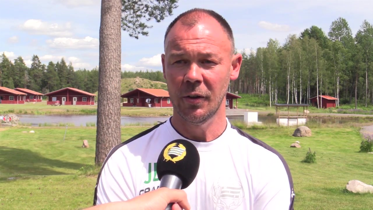 Björklund inför Kalmarmatchen -