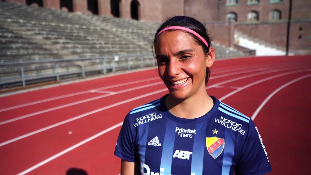 Daniela Zamora: