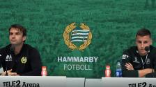 Presskonferensen inför returen mot Cukaricki