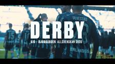 DERBY   AIK - DIF Allsvenskan 2020