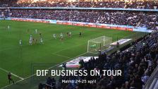 DIF Business on tour - Malmö
