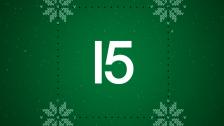 Julkalendern 2020 - Lucka 15