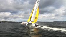 SeaCart 26 – Torvar Mirsky och Gustav Morin testar