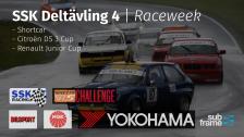 2018 SSK Deltävling 4 - Raceweek - Lördag