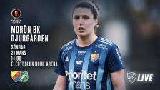 Svenska Cupen: Morön - Djurgården