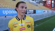 Eftersnack U21 Niklas Hult