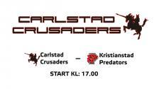 Carlstad Crusaders - Kristianstad Predators