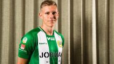 Jóhannsson - Väldigt glad över att vara här