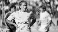 Se höjdpunkterna från cupfinalen 1986 mot IFK Göteborg