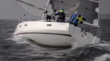 Test av segelbåtar