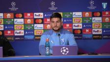 Presskonferens inför bortamatchen mot FC Zenit