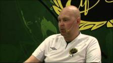 Studio Elfsborg - Klas Ingesson inför IFE-IFK